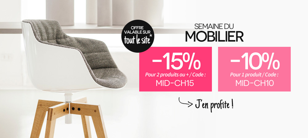 Made in Design - Semaine du mobilier