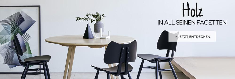Holz Designermöbel - madeindesign