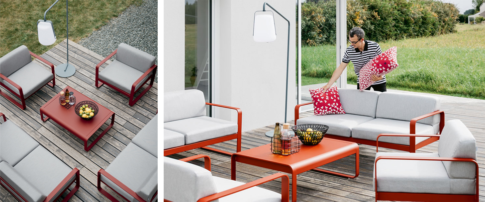 fermob nouvelle collection 2017. Black Bedroom Furniture Sets. Home Design Ideas