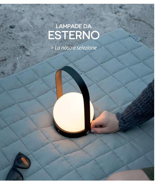 Lampada da esterni