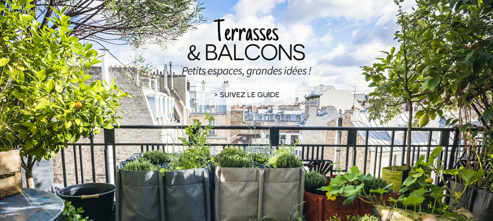 Terrasses & Balcons