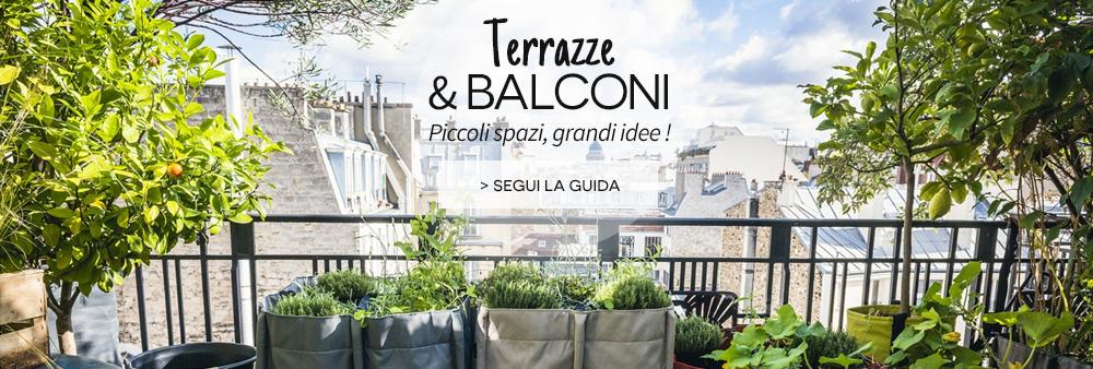 Made in Design - arredo per terrazze e balconi