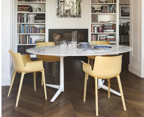4 key editors, 4 italian design