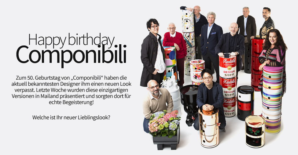 HAPPY BIRTHDAY COMPONIBILI