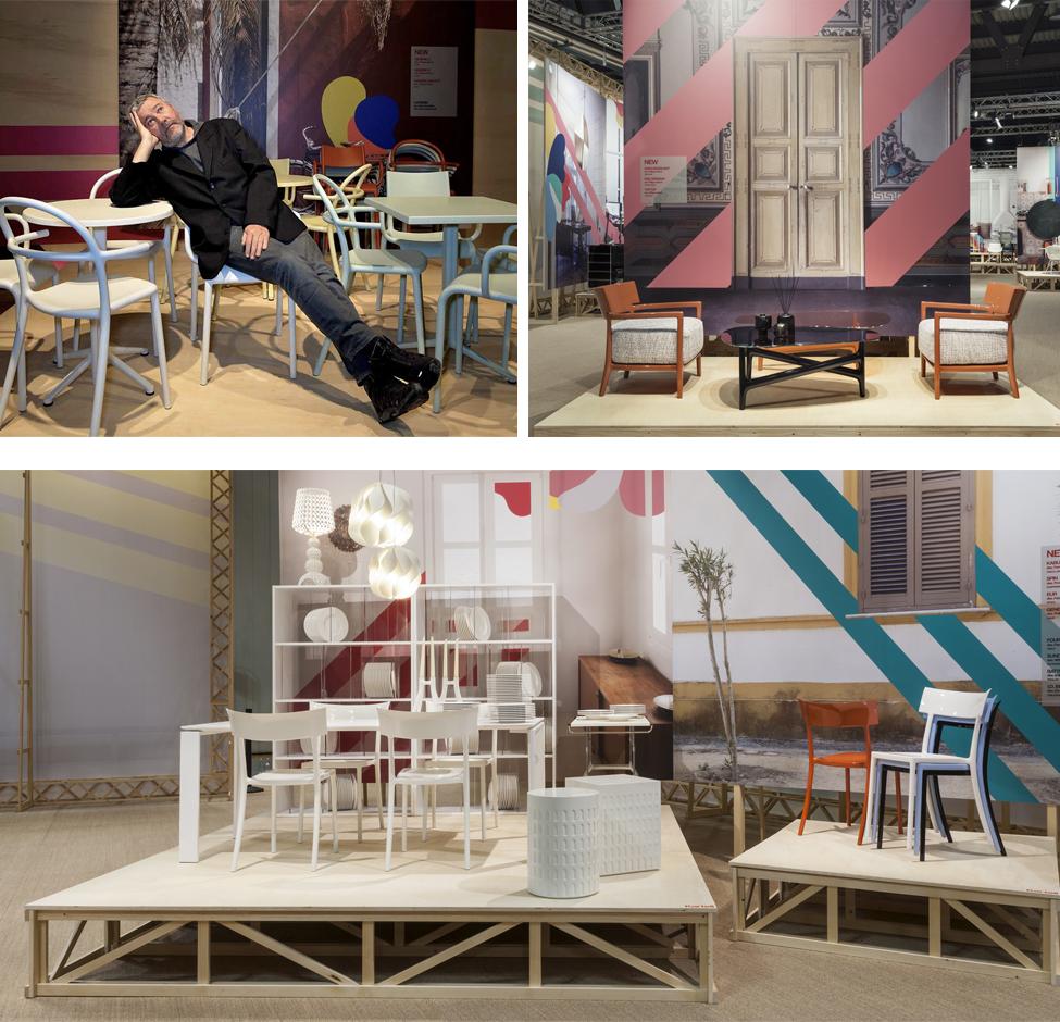 kartell novelties report. Black Bedroom Furniture Sets. Home Design Ideas