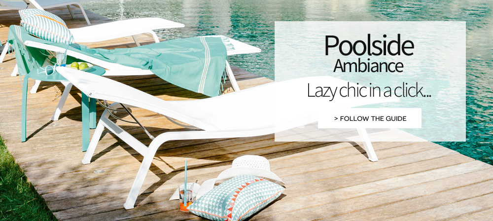 poolside on Made In Design