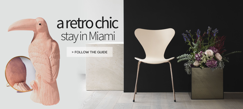 retro chic and glamour on Made In Design