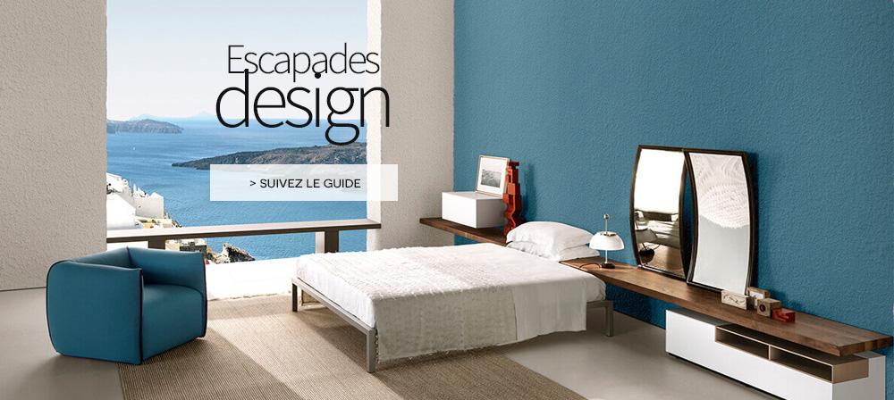Made in Design - Escapade design