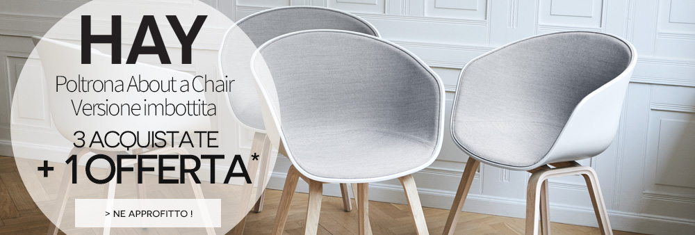 Made in Design - Offerta About a chair Hay