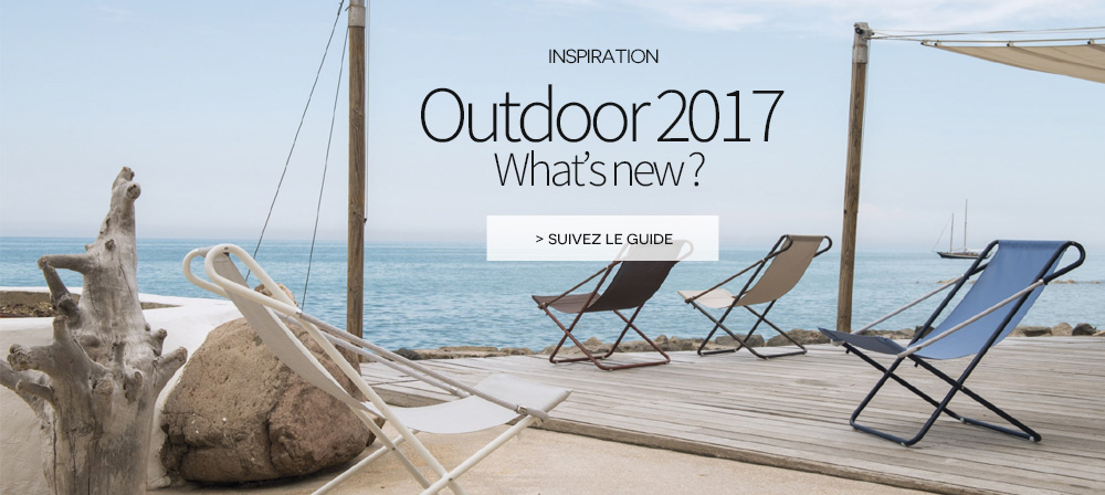 What's new outdoor