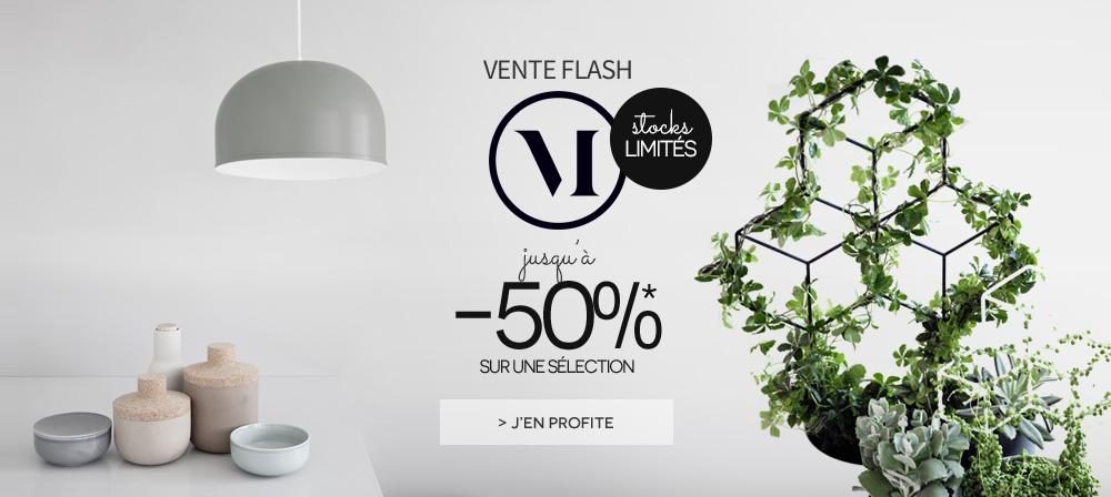 Made in Design - Vente flash Menu
