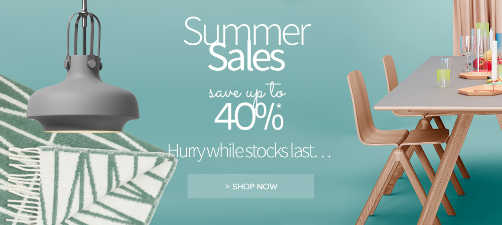 summer sale on Made In Design