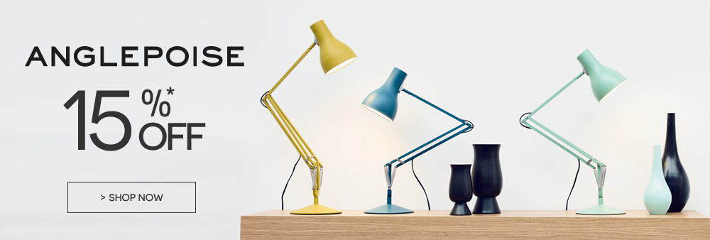 anglepoise on sale on made in design