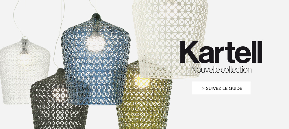 Kartell nouvelle collection
