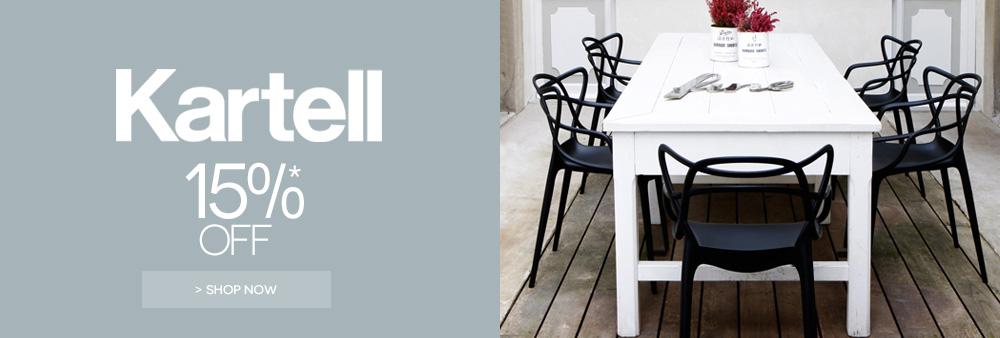 kartell furniture design on sale on made in design