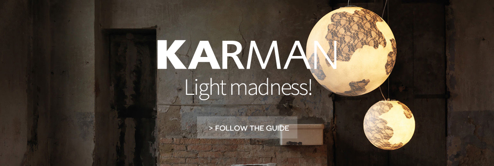 Karman new brand outdoor lighting made in design