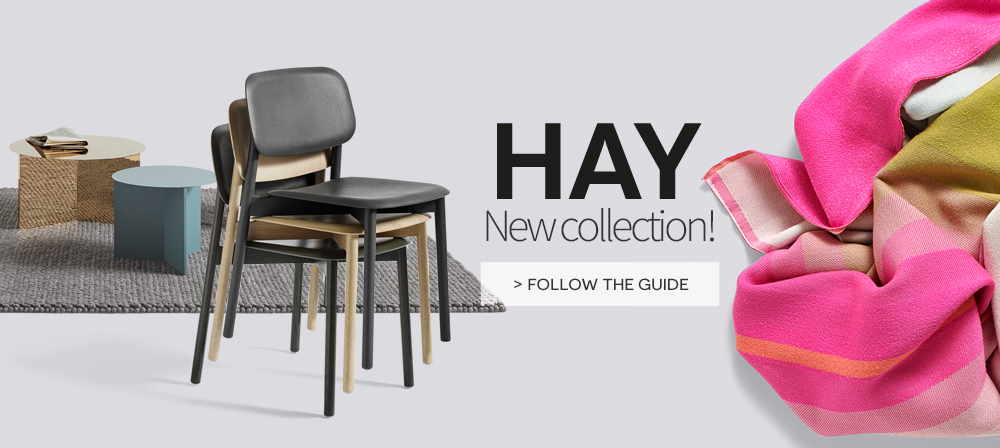 hay new collection on Made In Design