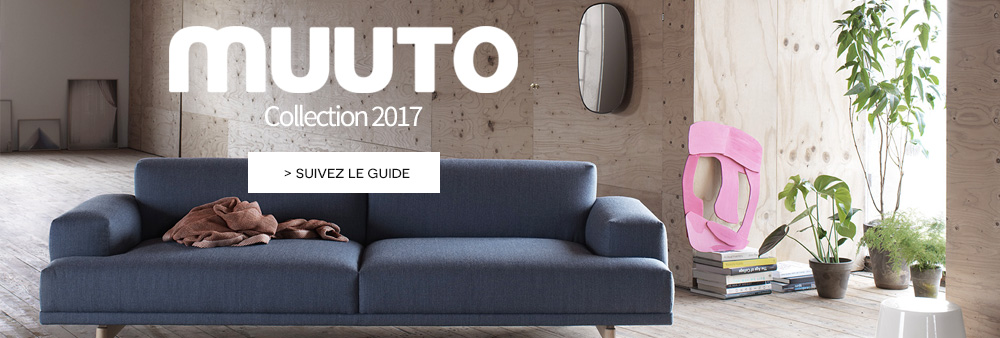 Nouvelle collection Muuto