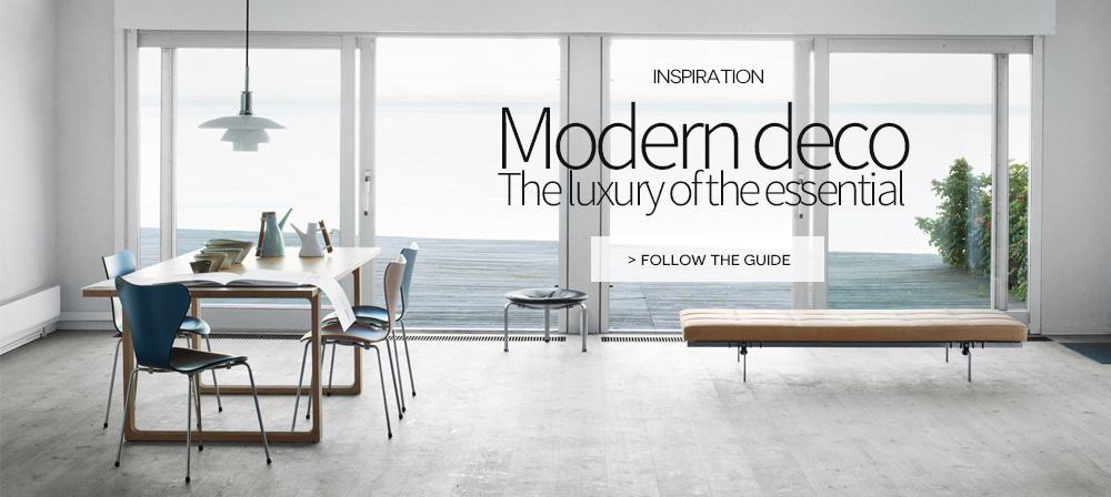 modern decoration lighting and furniture designer