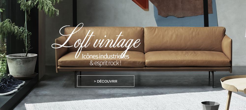 Inspiration loft vintage