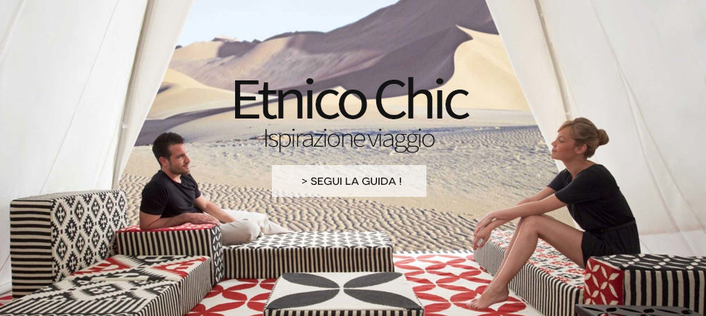 Made in Design -   Etnico Chic