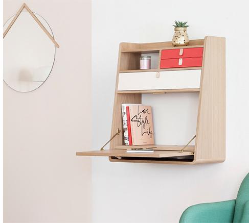 Gaston Wand-Schreibtisch