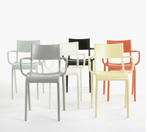 Generic A Stackable armchair