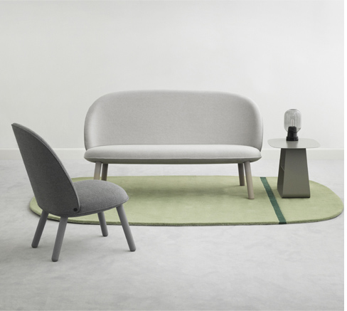 Ace Straight sofa