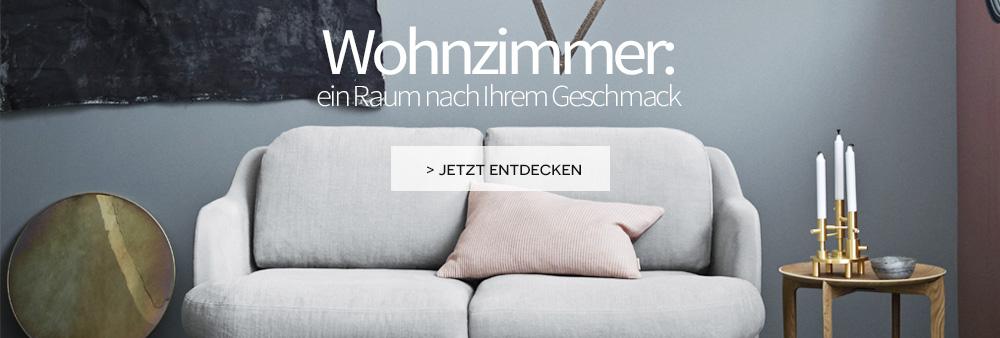 Trends Wohnzimmer - madeindesign