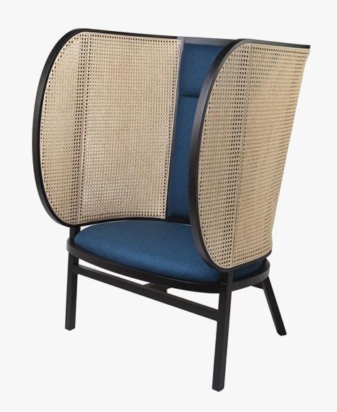 Hideout Gepolsterter Sessel