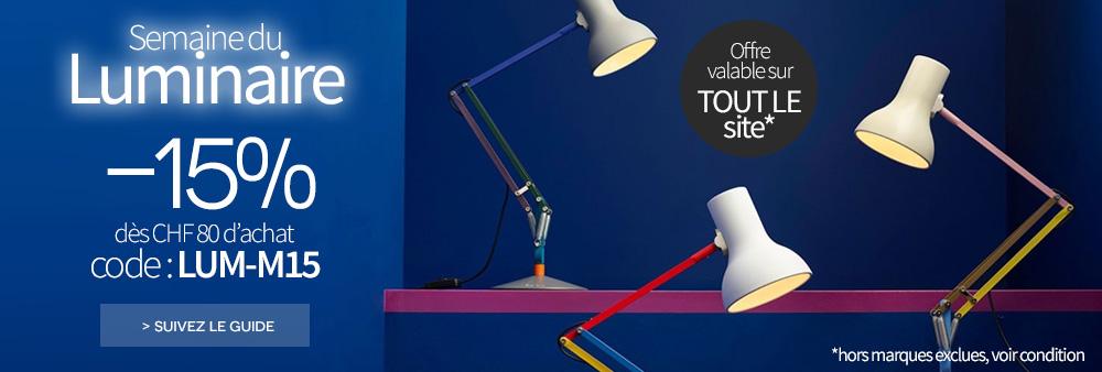 luminaire design discount special tom dixon, anglepoise, flos and othe designer brand