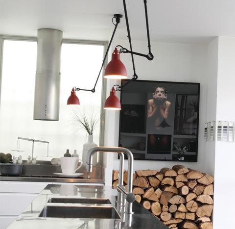 La cucina: Funzionale, senza rinunciare allo stile