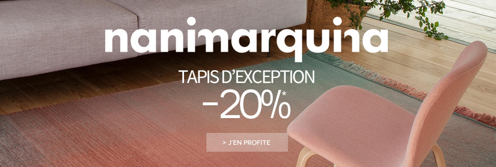 Nanimaquina -20% exceptionnel tapis