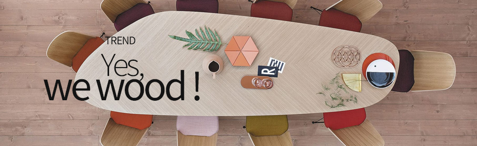Yes, we wood!