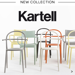 Kartell new collection on made in design uk delivery. Made In Design   Contemporary Furniture  Home Decorating and