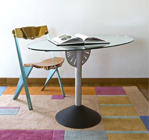 Tables des mati res for Table zanotta tweed