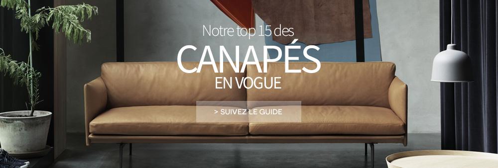 Top 15 canapés