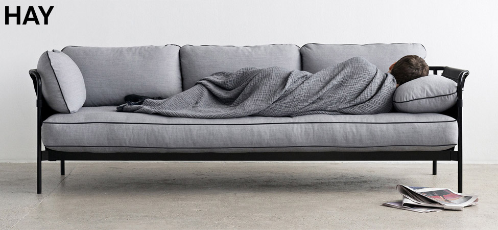 Sofas zum verlieben for Bequemes sofa