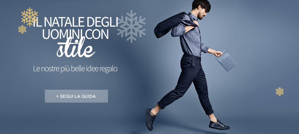Made in Design -  Per Lui Natale