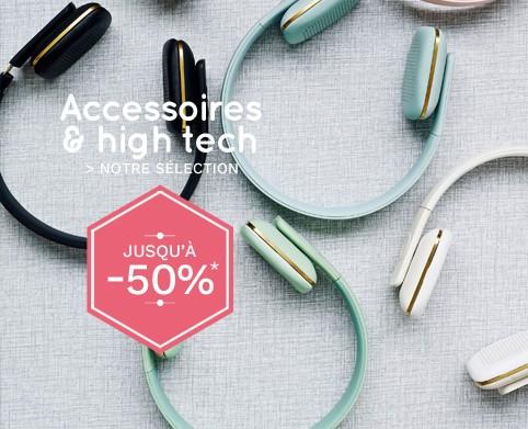 Accessoires & high-tech