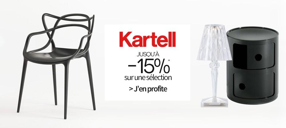 Kartell -15%