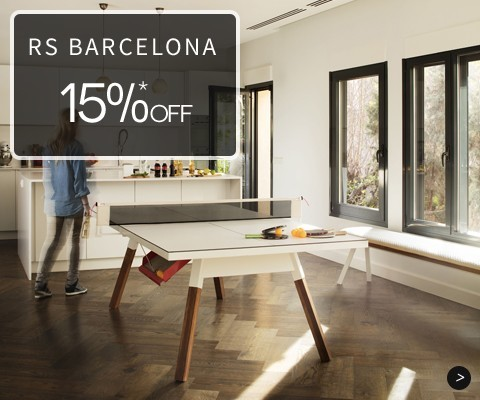 RS Barcelona 15% off