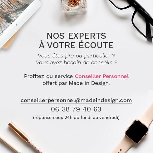 Conseiller Personnel design