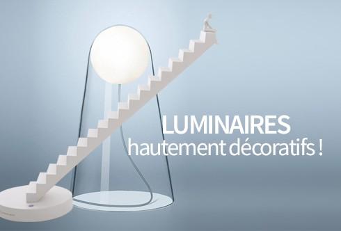 Luminaires hautement décoratifs !