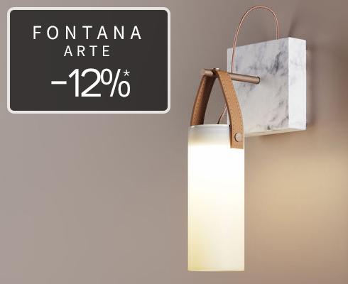 Fontana Arte -12%*