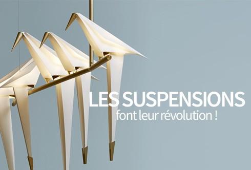 Les suspensions font leur révolution !