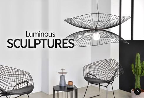 Luminous Sculptures