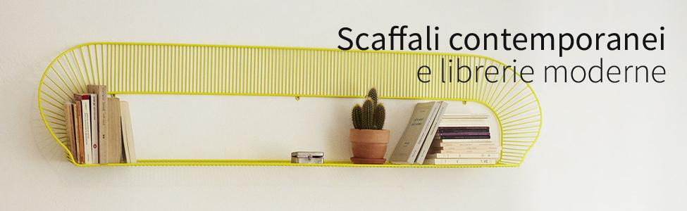 Librerie & mensole : la nostra selezione | Made In Design