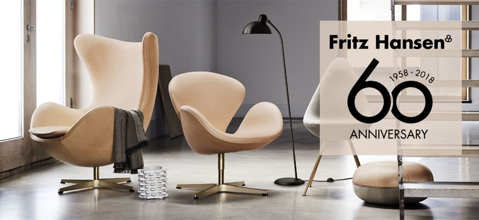 In Hansen60ème AnniversaireMade Design Fritz DIWE29H