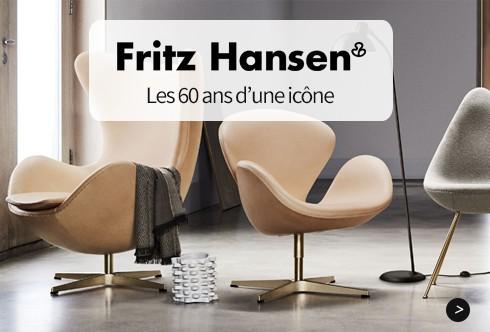 Fritz Hansen, les 60 ans d'une icône